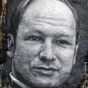 Criminal Anders Behring Breivik - age: 41