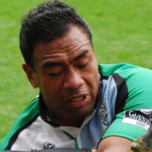 Rugby Player Epi Taione - age: 41