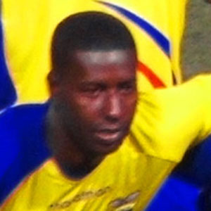 Soccer Player Edison Mendez - age: 41