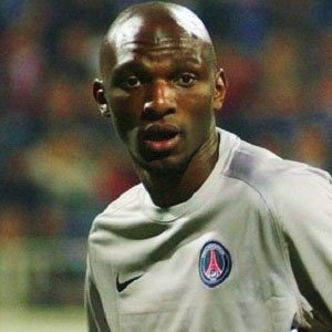 Soccer Player Zoumana Camara - age: 38
