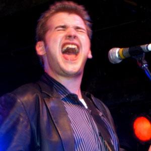 Guitarist Sean Costello - age: 28