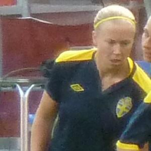 Soccer Player Sara Larsson - age: 42