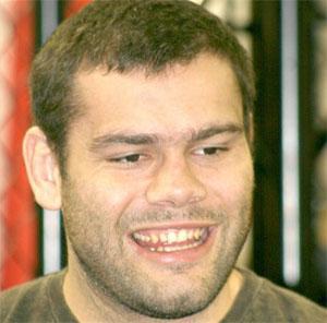 MMA Fighter Gabriel Gonzaga - age: 41