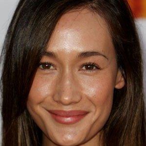 Movie actress Maggie Q - age: 42