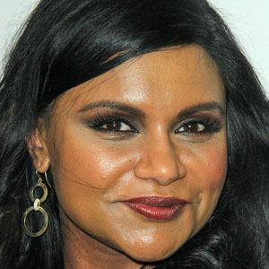 TV Actress Mindy Kaling - age: 42