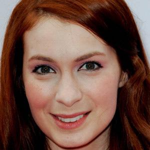 TV Actress Felicia Day - age: 42