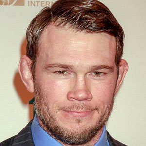 MMA Fighter Forrest Griffin - age: 37