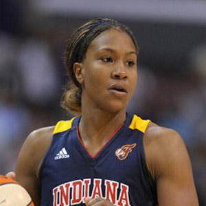 Basketball Player Tamika Catchings - age: 42