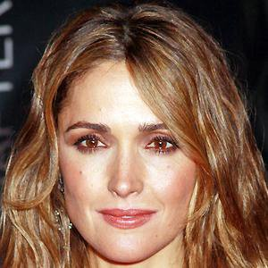 Movie actress Rose Byrne - age: 42
