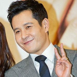 Rapper Lee Min-woo - age: 41