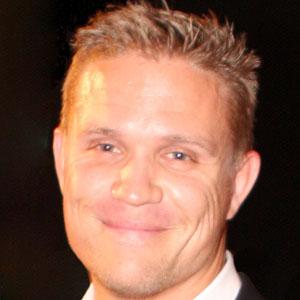 TV Actor Conrad Coleby - age: 41
