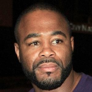MMA Fighter Rashad Evans - age: 41