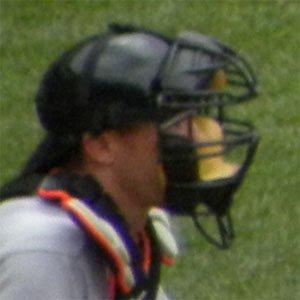baseball player Eli Whiteside - age: 37