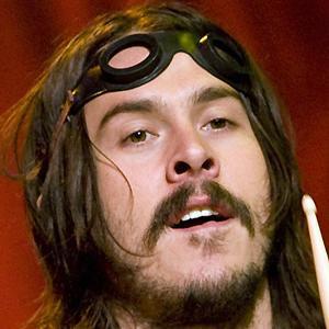 Drummer Ben Gillies - age: 37