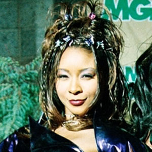 Rapper Natina Reed - age: 32