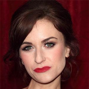 Soap Opera Actress Katherine Kelly - age: 37