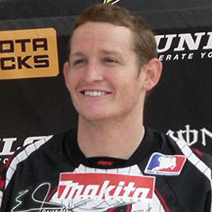 Motorcycle Racer Ricky Carmichael - age: 41