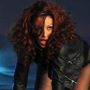 World Music Singer Adelina Ismajli - age: 37