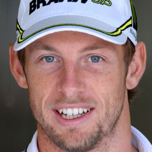 Race Car Driver Jenson Button - age: 38