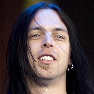 Metal Singer Matthew Tuck - age: 41
