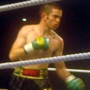 Boxer Bernard Dunne - age: 40
