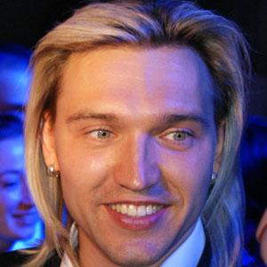 Rock Singer Petr Elfimov - age: 40