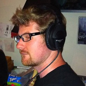 Voice Actor Justin Roiland - age: 37