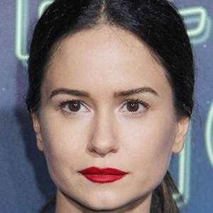 Movie actress Katherine Waterston - age: 40