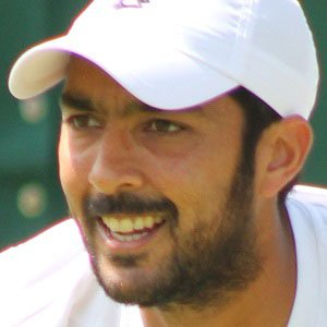 Male Tennis Player Aisam-ul-haq Qureshi - age: 40