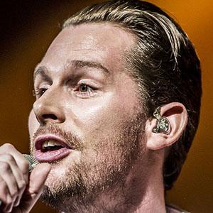 Pop Singer Rasmus Seebach - age: 40