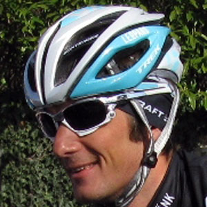 Cyclist Frank Schleck - age: 40