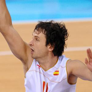 Basketball Player Raul Lopez - age: 40