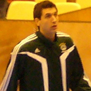 Basketball Player Dimitris Diamantidis - age: 40