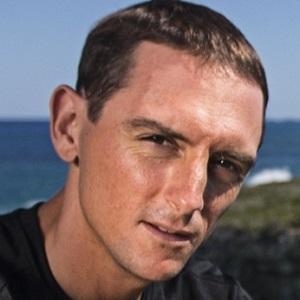 Diver William Trubridge - age: 40