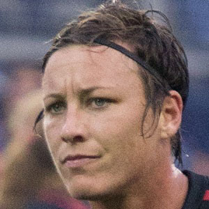 Soccer Player Abby Wambach - age: 37
