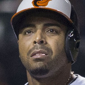 baseball player Nelson Cruz - age: 36