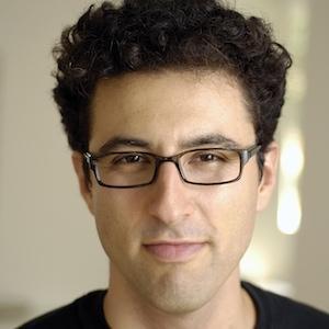 Comedian Zach Sherwin - age: 36