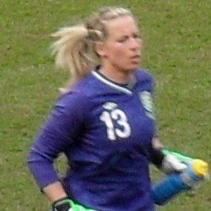 Soccer Player Rachel Brown Finnis - age: 36