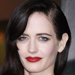 Movie actress Eva Green - age: 36
