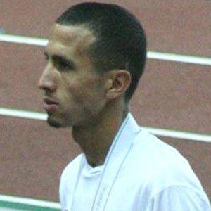 Runner Rashid Ramzi - age: 40