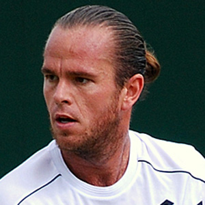 Male Tennis Player Xavier Malisse - age: 37
