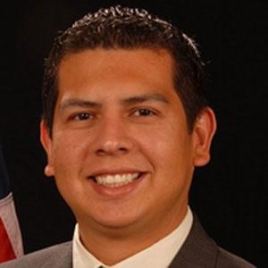 Politician David Alvarez - age: 40
