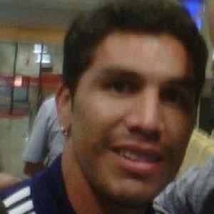 Soccer Player Salvador Cabanas - age: 40