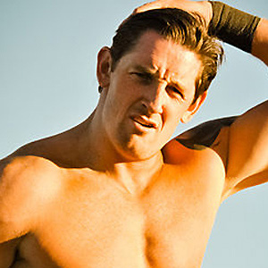 Wrestler Wade Barrett - age: 41