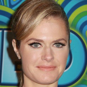 TV Actress Maggie Lawson - age: 37