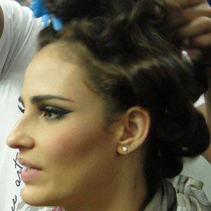 model Fernanda Tavares - age: 40