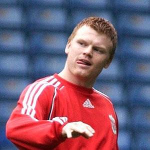 Soccer Player John Arne Riise - age: 40