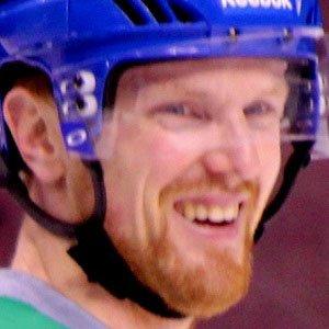 Hockey player Henrik Sedin - age: 40