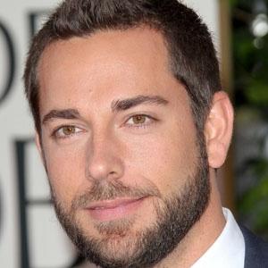 TV Actor Zachary Levi - age: 40