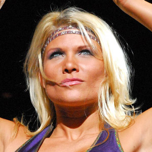 Wrestler Beth Phoenix - age: 40